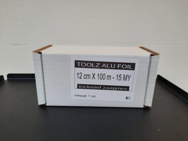 Toolz-folie